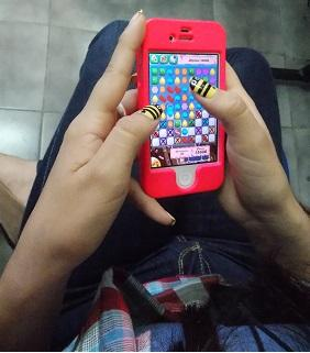 LA 'FIEBRE'  DEL CANDY CRUSH