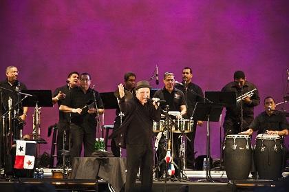 Rubén Blades llena el Lincoln Center