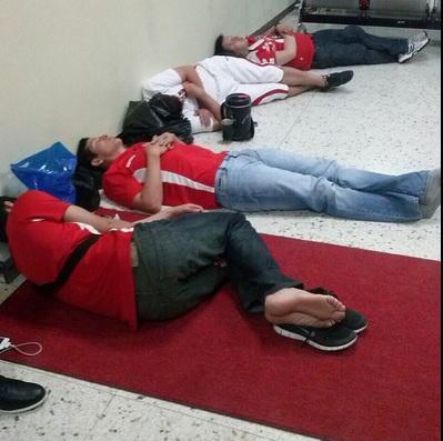 Jugadores de Liga de Loja son impedidos de salir de Venezuela