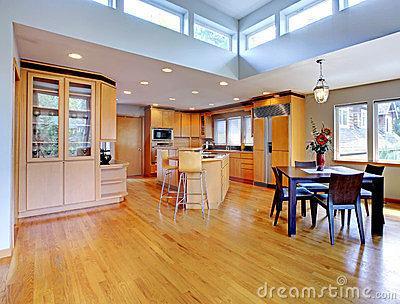 Tips para elegir el piso de tu cocina