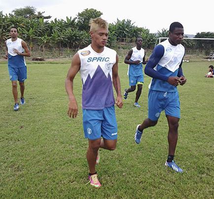 Liga de Portoviejo piensa en cotejo con Vargas Torres de Esmeraldas