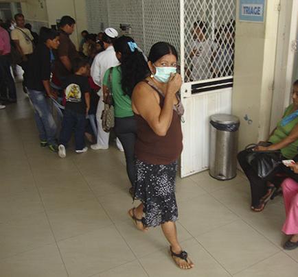 Se mantiene la cifra de 5 casos de gripe AH1N1
