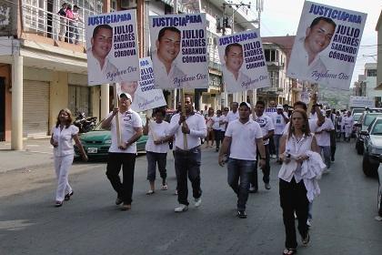 Culpables del crimen de Julio Sabando presentan apelación de sentencia