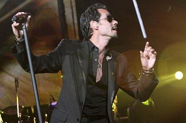 El concierto de Marc Anthony en Guayaquil