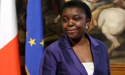 Partido político ataca nuevamente a ministra italiana de origen africano
