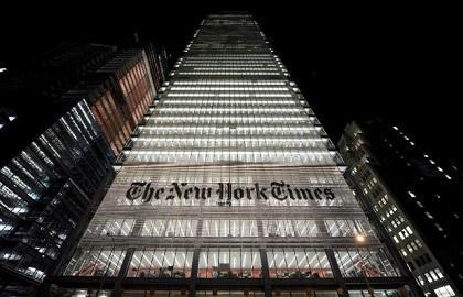 El dueño del diario The New York Times dice que 'no está en venta'