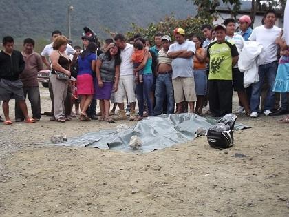 Joven muere al ser arrollado en Montecristi