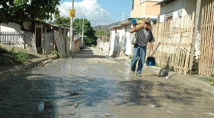 Socializarán obras con moradores del barrio El Paraíso 2