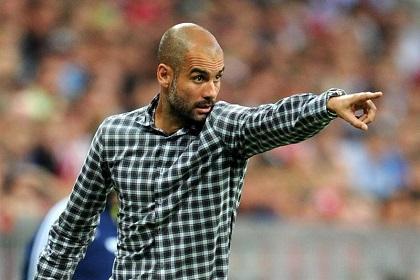 Guardiola no quiere más cruces de reproches con el Barcelona