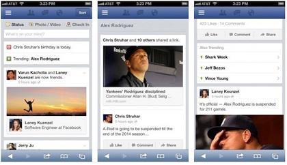 Facebook también tendrá 'Trending Topics'