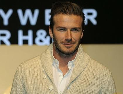David Beckham podría adquirir la antigua mansión de Versace