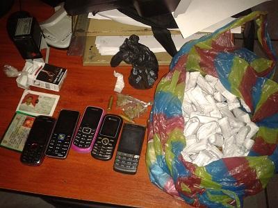 Hallan droga en el sector La Loza de Santo Domingo