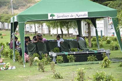 Sepultan a hombre que fue hallado muerto en el río Portoviejo