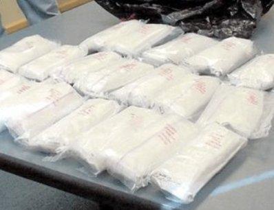 Armada de Ecuador decomisó 537 kilos de cocaína en Galápagos