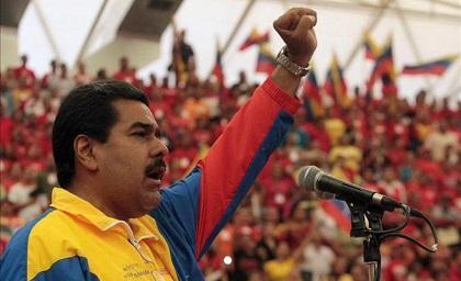 Maduro dijo que va a proponer a la RAE incluir su palabra 'millonas'