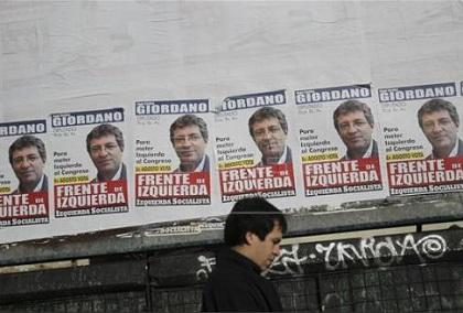 El kirchnerismo se mide este domingo en las elecciones primarias de Argentina