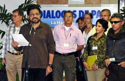 El Gobierno colombiano y las FARC inician acuerdos sobre participación política