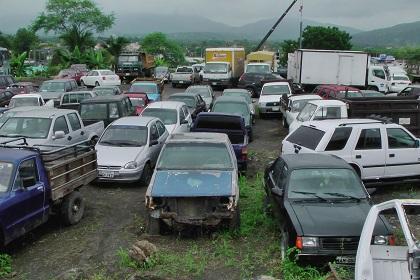 Carros robados fueron recuperados en Portoviejo