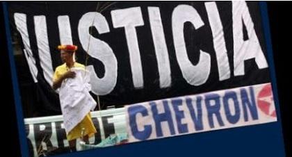 Correa afirma que medios locales son cómplices de Chevron
