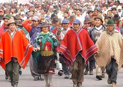 Pueblos indígenas exigieron ampliar inclusión social