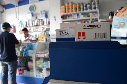 Pocas dosis de 'la pastilla del día después' en la provincia