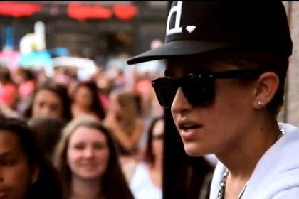 Vídeo: Falso Justin Bieber engaña a 'beliebers'