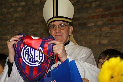 Se jugará un partido en honor al Papa