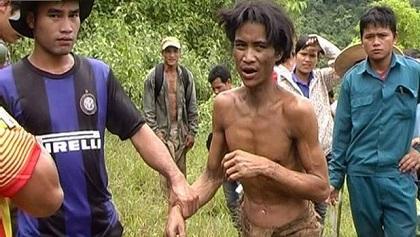 Rescatados tras 40 años de vivir en la jungla de Vietnam