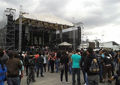Quito vivió dos días de rock en el 'Quitofest'