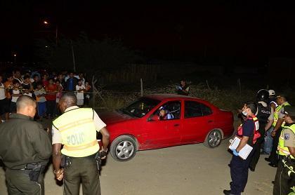 Un hombre fue asesinado de 7 tiros en Manabí