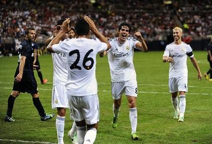 Real Madrid culmina gira americana con las mejores sensaciones