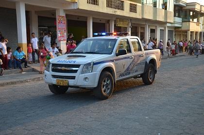 La Policía devolvió vehículos al municipio