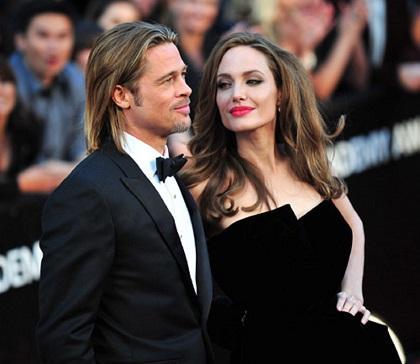 Brad Pitt develó cómo salvó su relación con Angelina Jolie