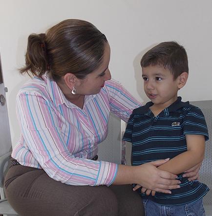 Buena comunicacion de padres e hijos