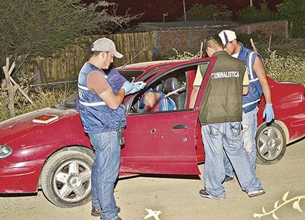 Hombre acribillado dentro de su auto en Manta era oriundo de Buena Fe