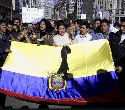 Remesas de los migrantes ecuatorianos siguen a la baja