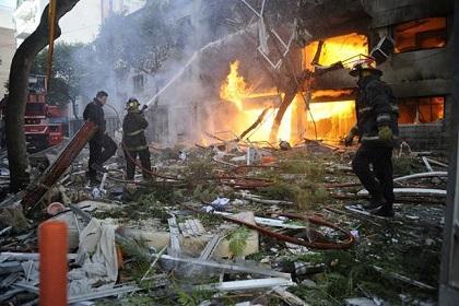 Ascienden a 17 los muertos por la explosión en la ciudad argentina de Rosario