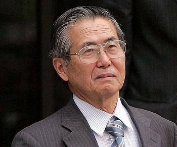 Fujimori pide cumplir su condena con arresto domiciliario, según su abogado