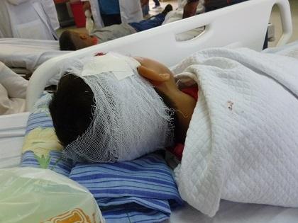 Niño de 8 años es arrollado cuando se dirigía a la escuela