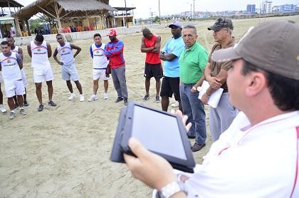 Tristeza en el Delfín por la muerte de Freddy Castillo