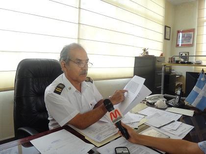SNGR busca destitución del jefe del Cuerpo de Bomberos de Manta