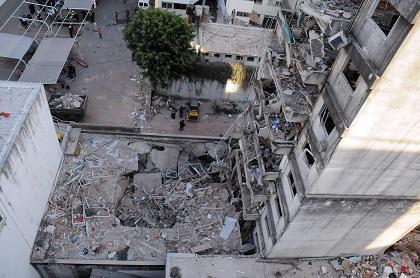 Sube a 21 la cifra de muertos en explosión en la ciudad argentina de Rosario