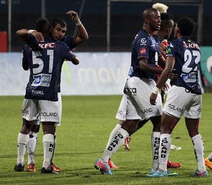 Independiente vence al Deportivo Cuenca