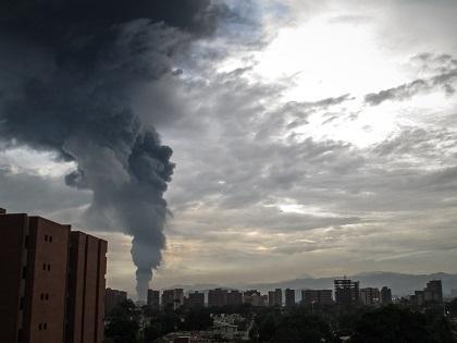 Obreros piden participar en investigación de incendio en refinería venezolana