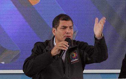 HRW urge a Ecuador a revocar decreto para 'supervisar y disolver' ONG