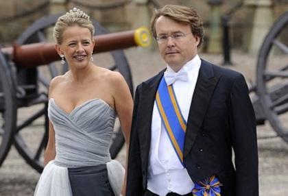 Muere el príncipe Friso de Holanda tras un año y medio de estar en coma