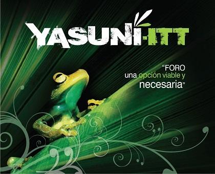 La iniciativa Yasuní será definida esta semana, anuncia Correa