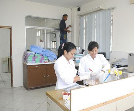 Los trabajos de mejoramiento están por concluir en hospital