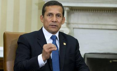 Humala confirma la muerte de tres militares de Sendero Luminoso