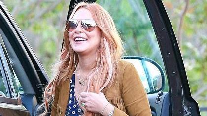 Lindsay Lohan asegura que es su peor enemiga